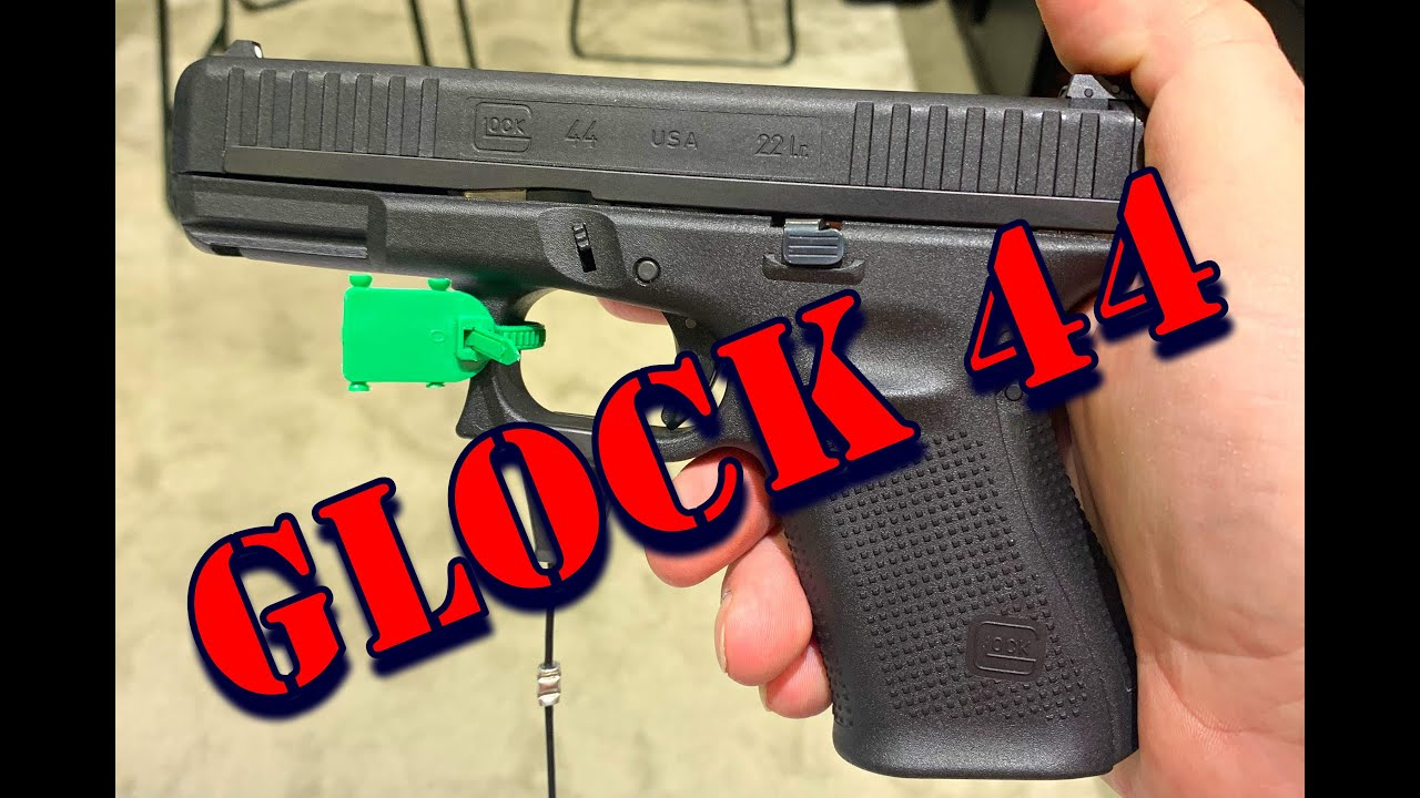 Range Day with the Glock 44 SHOT Show 2020