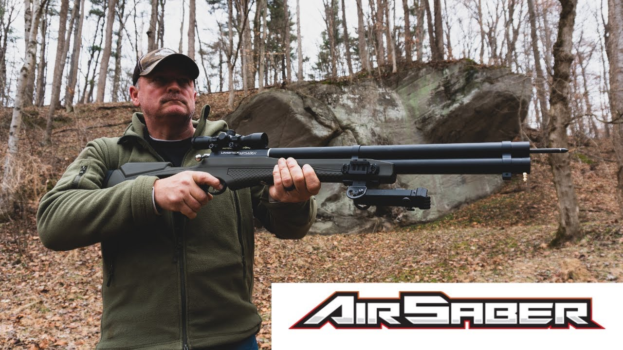 Umarex | AirSaber | No Strings Attached!