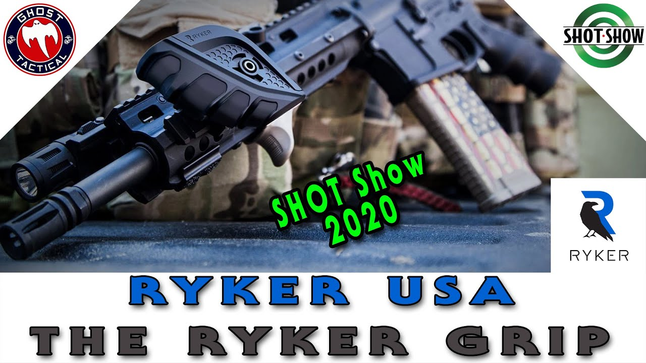 The Ryker Grip:  SHOT Show 2020