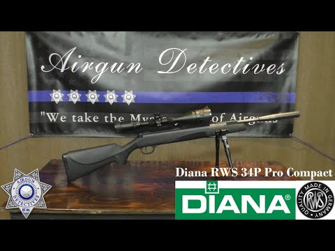Diana RWS 34P Pro Compact