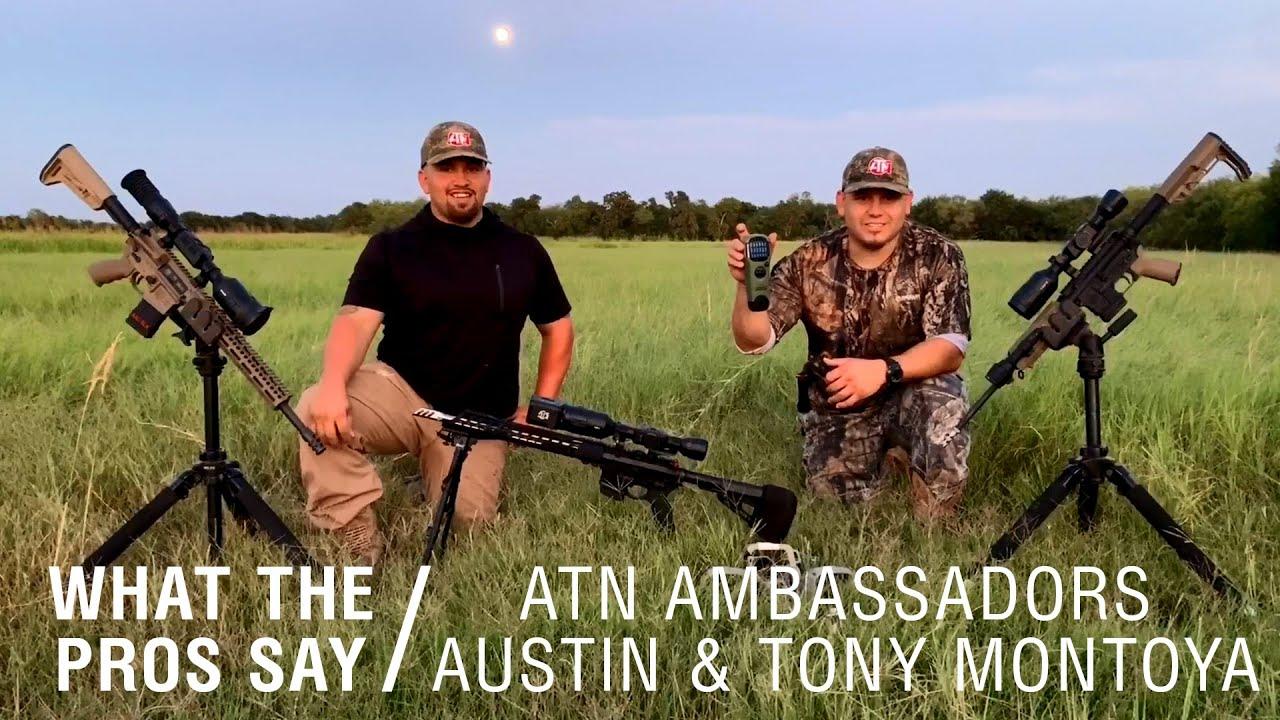 What The Pros Say With ATN Ambassadors Austin & Tony Montoya
