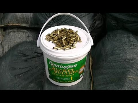Remington Bucket O' Bullets