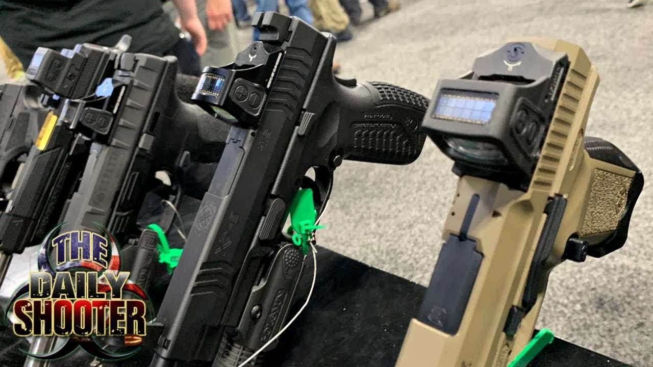 New Holosun Optics SHOT Show 2020
