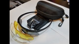 X-Aegis Tactical Shooting Glasses Kit