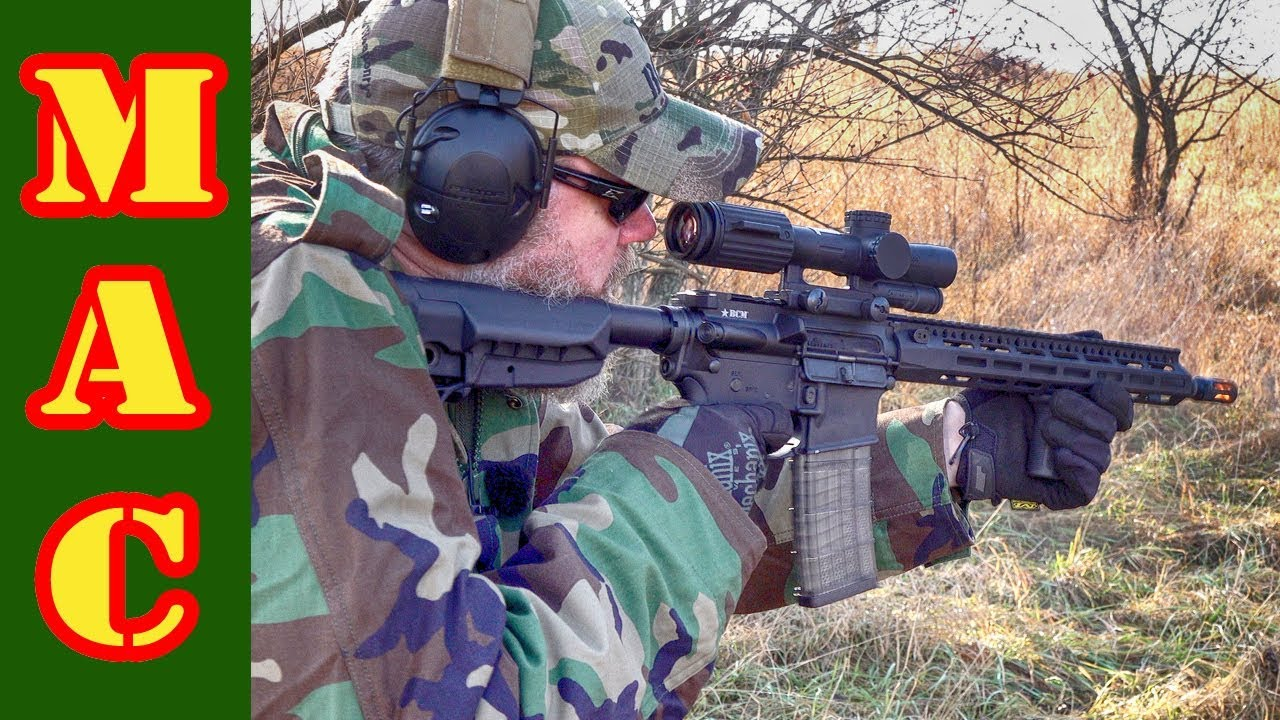 BCM Endurance Test: Can it fire 6000 rounds with no cleaning?