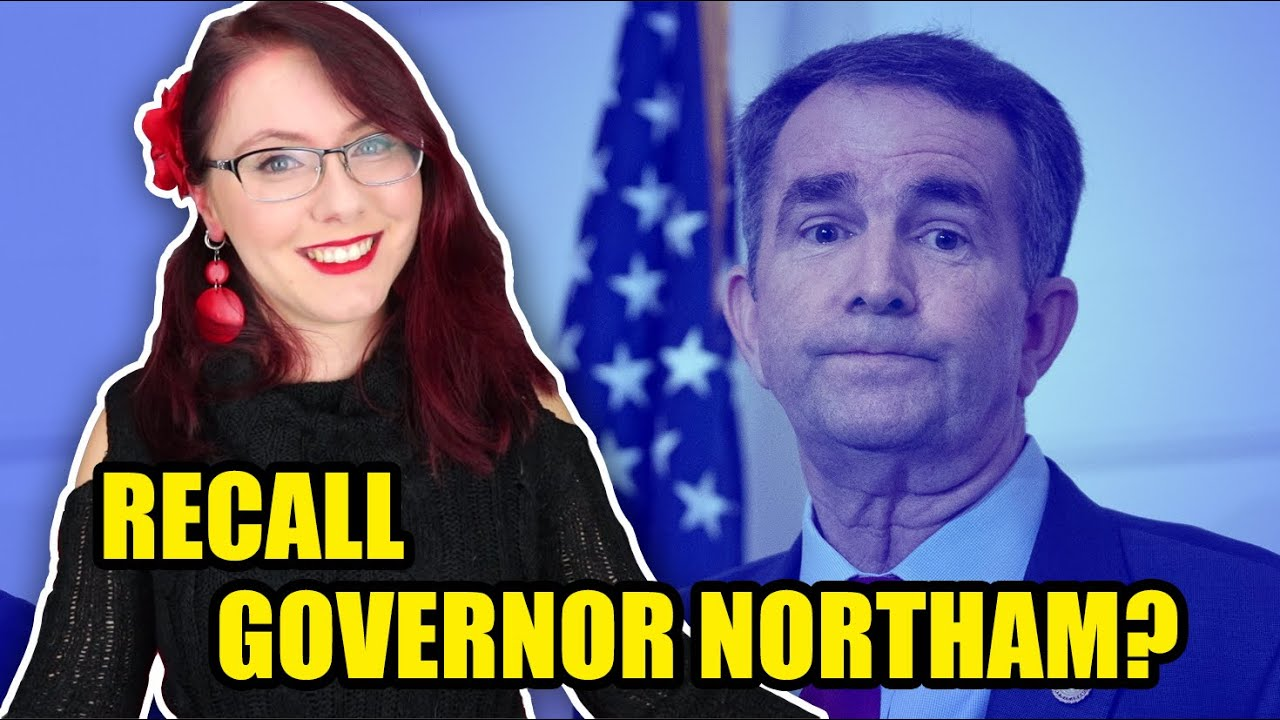 Why Governor Northam Won't Be Recalled