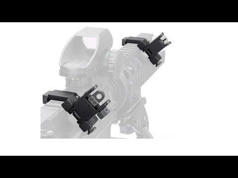 Marmot 45 Degree Offset Backup Iron Sight