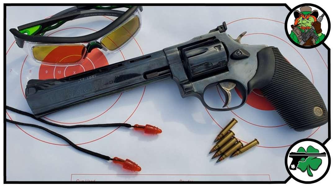 Taurus Tracker 17 HMR Revolver - Patreon LCP Video January 2020