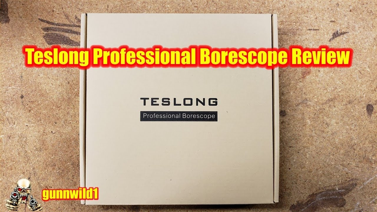 Teslong Professional Borescope Review