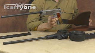 1911 Carbine Range Evaluation - .45 Super
