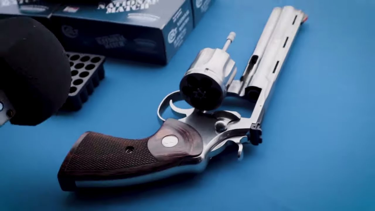 New Colt Python SHOT Show 2020