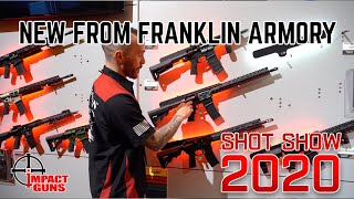 New From Franklin Armory - SHOT Show 2020