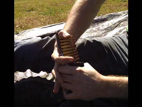 AR15 Magazines Torture Test/Review Round 2!: Stripper Clip Loading