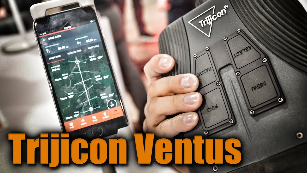 New from Trijicon - Shot Show 2020
