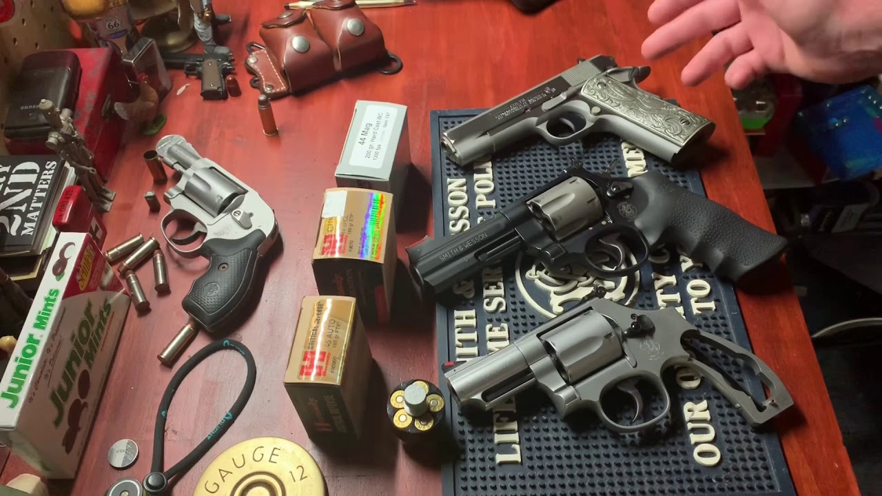 Why I don't like 44 special vs 44 Magnum for concealed carry/ Edc