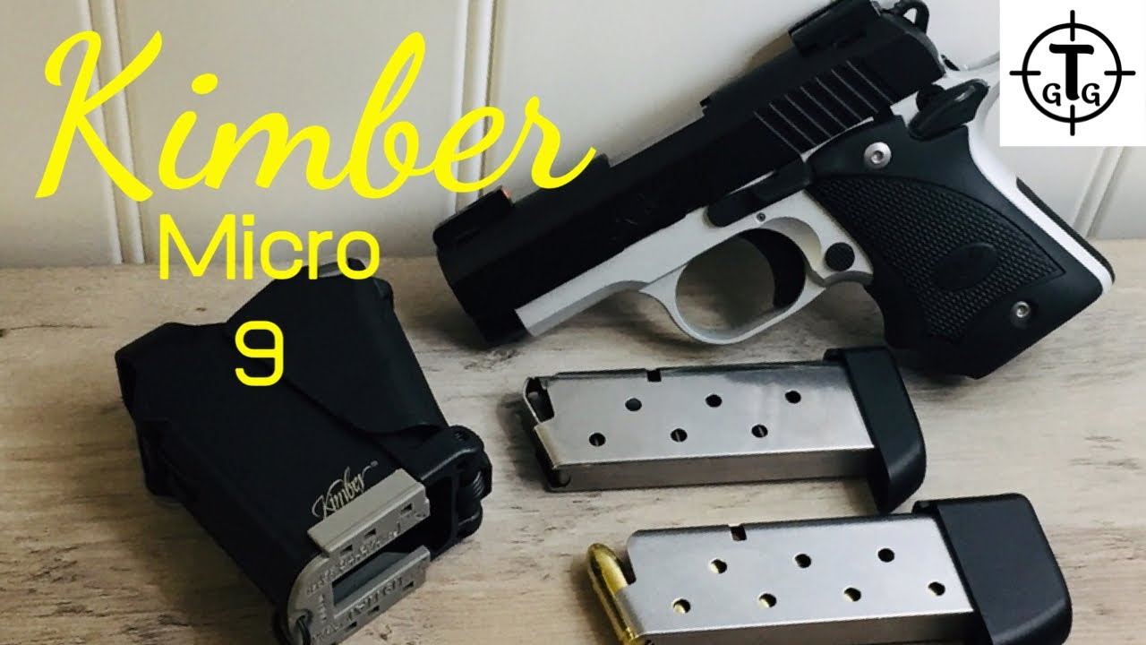 Kimber Micro 9 Review - Still a good Carry in 2020