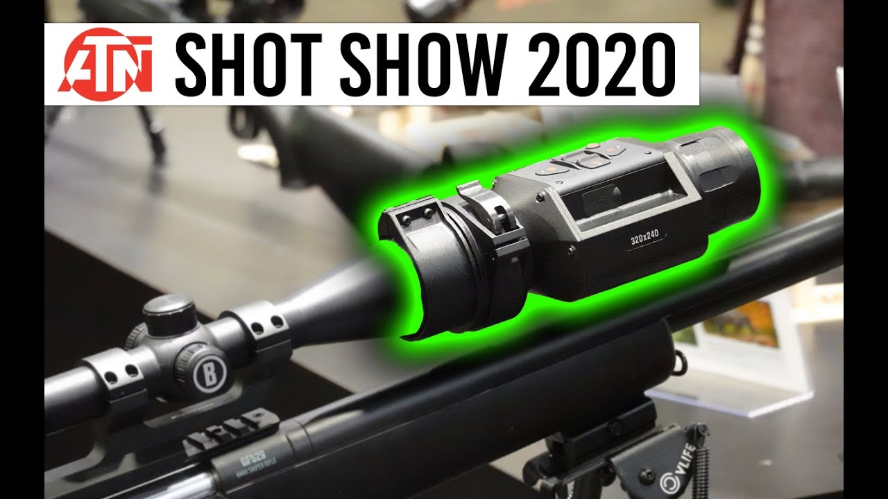 NEW ATN products @ SHOT Show 2020
