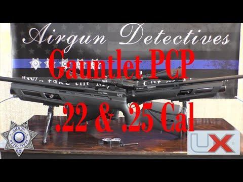 Umarex Gauntlet PCP Air Rifle .22 & .25 Caliber
