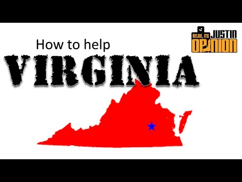 Virginia's Fight, and How You Can Help