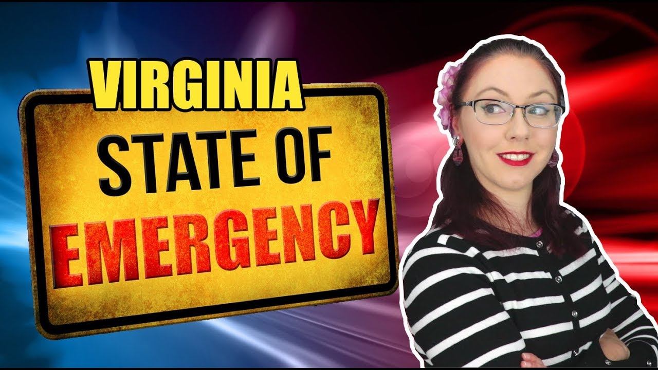 BREAKING: Virginia Declares State of Emergency