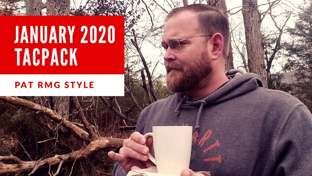 January 2020 TacPack Unboxing: Unconventional Gentleman's Version