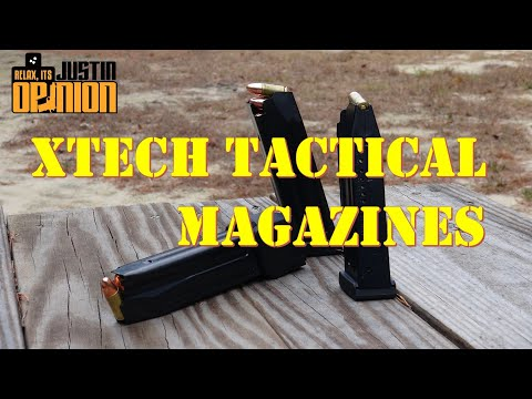 XTECH Tactical - Magazines and Extenders