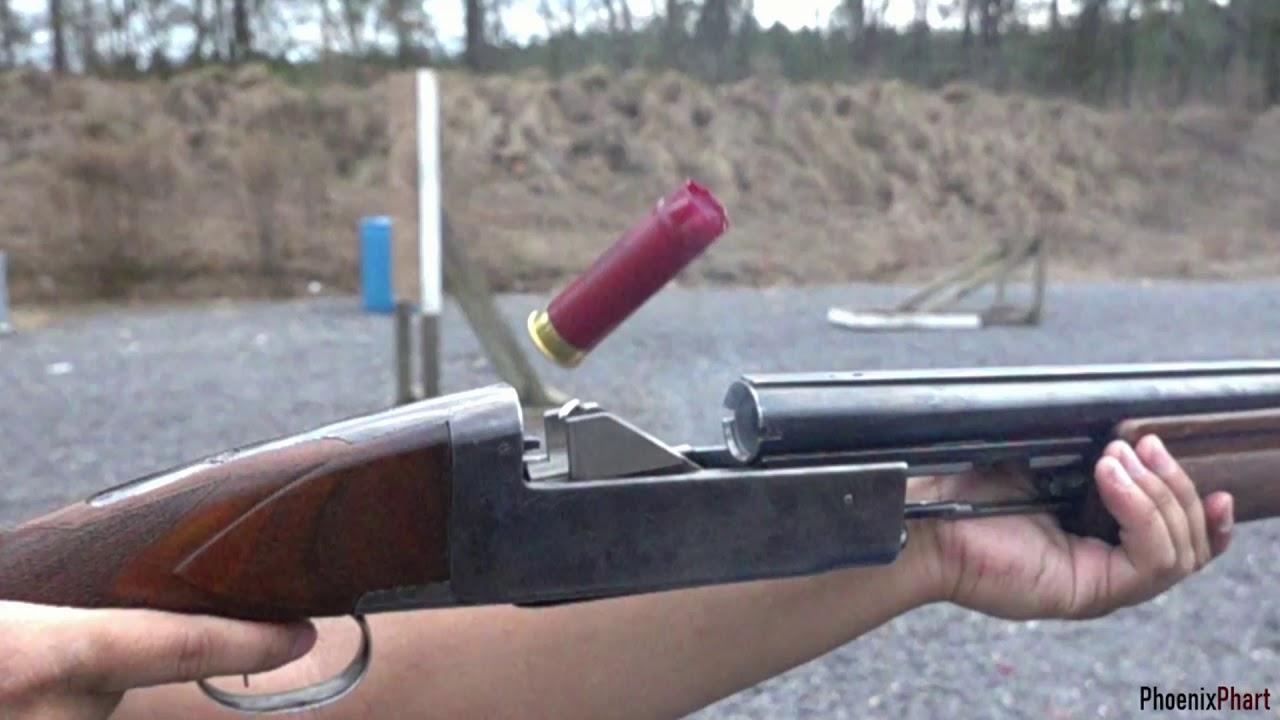 Young Repeating Shotgun - 12 Gauge