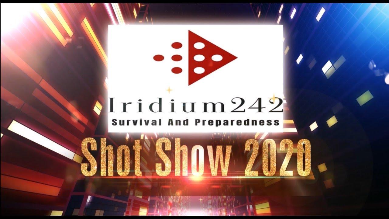 Mora Knives Booth  -  Shot Show 2020