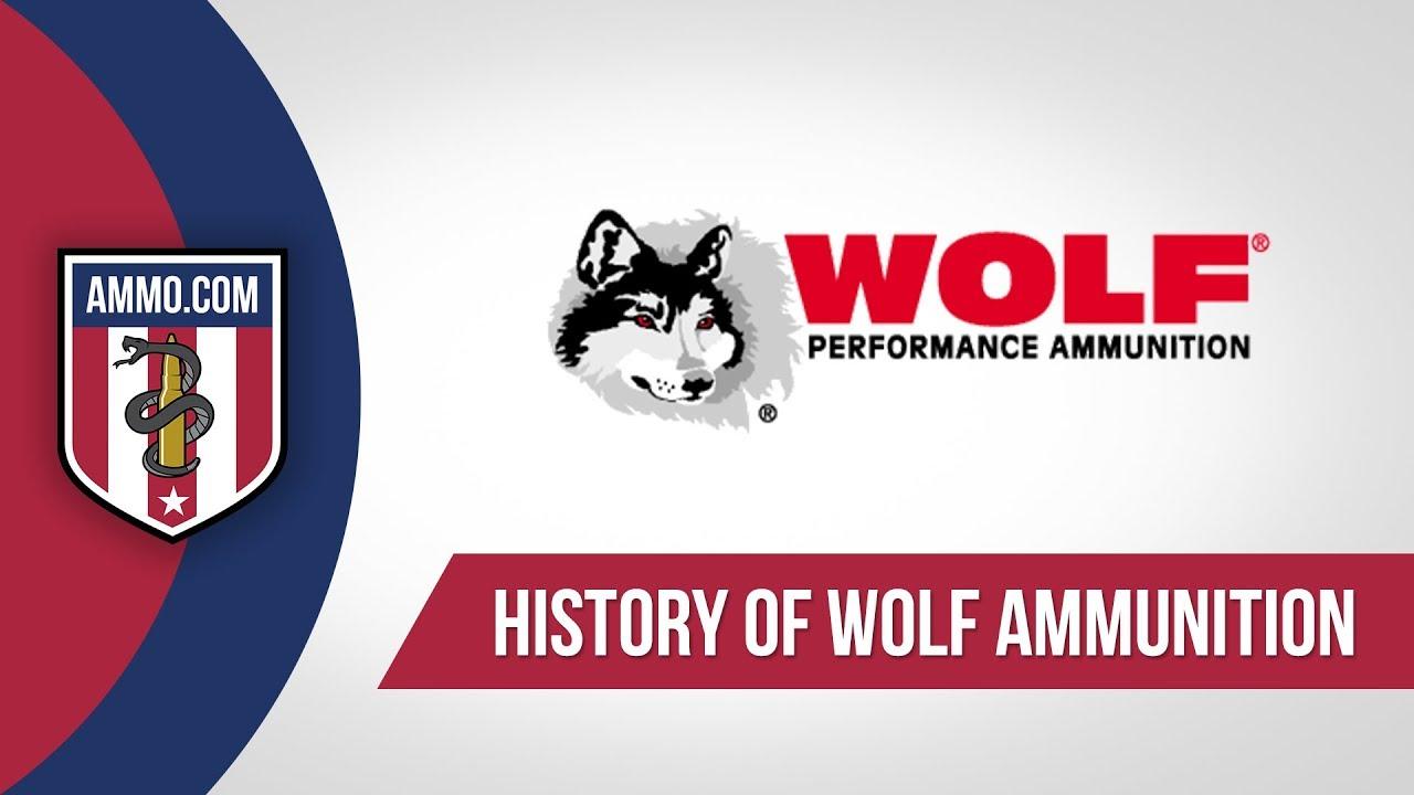 Wolf Ammo - History