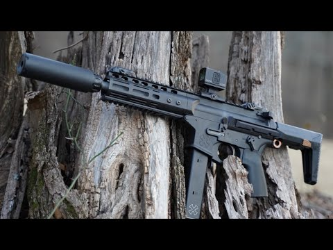 Noveske Space Invader | The Best Direct Blowback AR 9