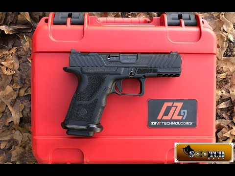 Zev 0Z9 Compact Pistol Review : Glock Perfected?