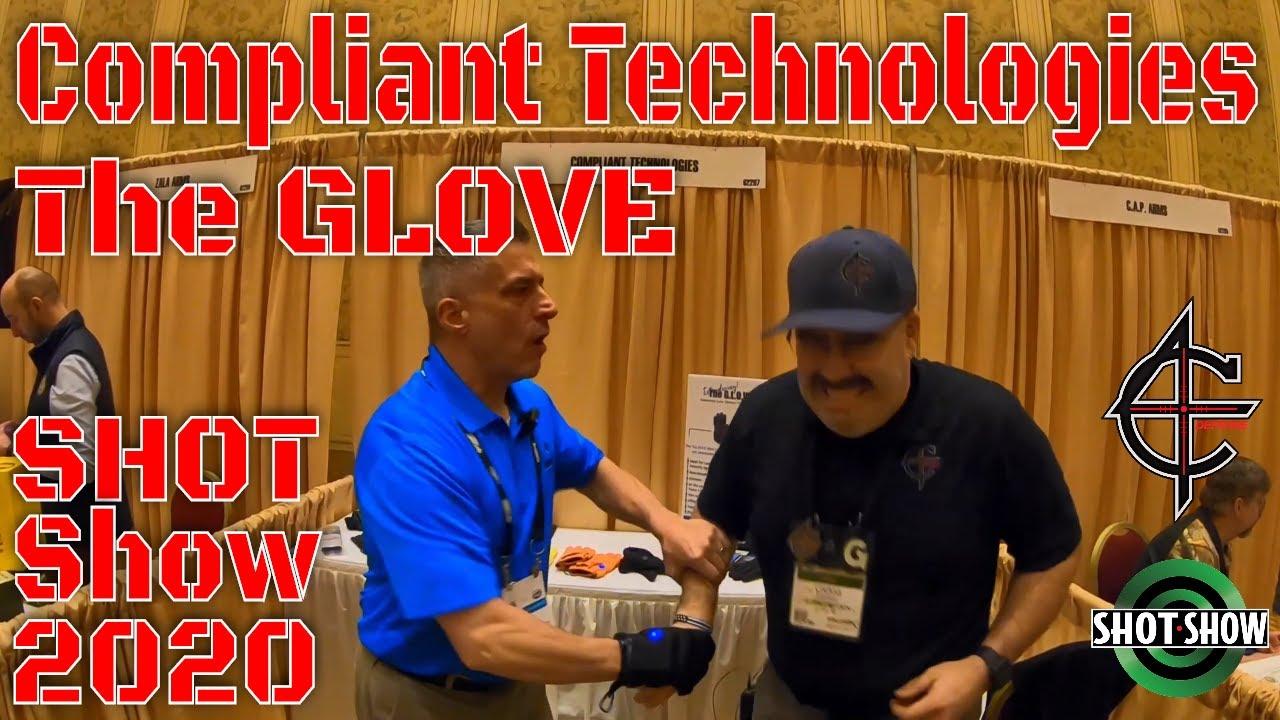 Compliant Technologies SHOT Show 2020 | Sarge Gets Shocked