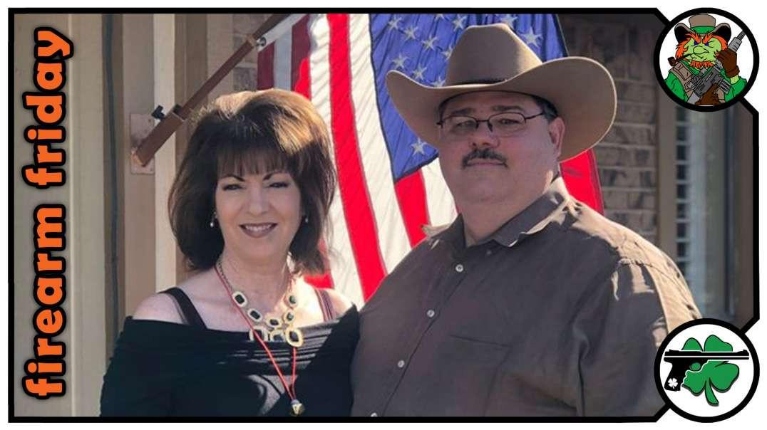 2020 Sheriff Candidate Roy Cavazoz On Firearm Friday
