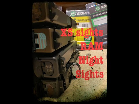 RAM Night Sights | XSsights