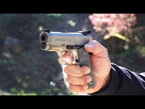 Magnum Research Desert Eagle 1911 Undercover review