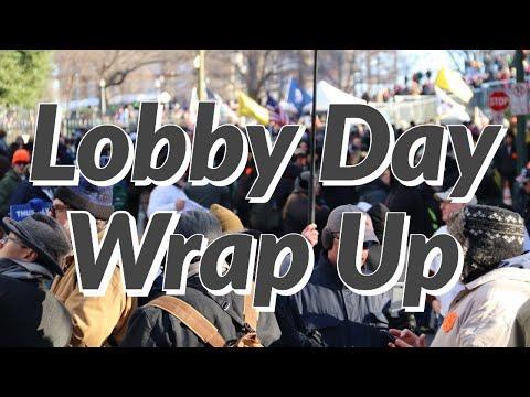 Lobby Day Wrap Up