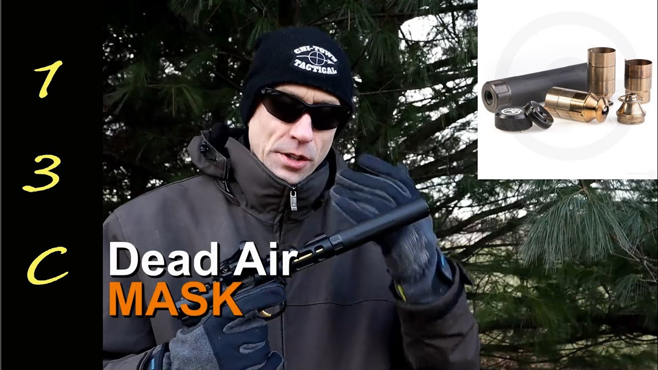Dead Air Mask Silencer