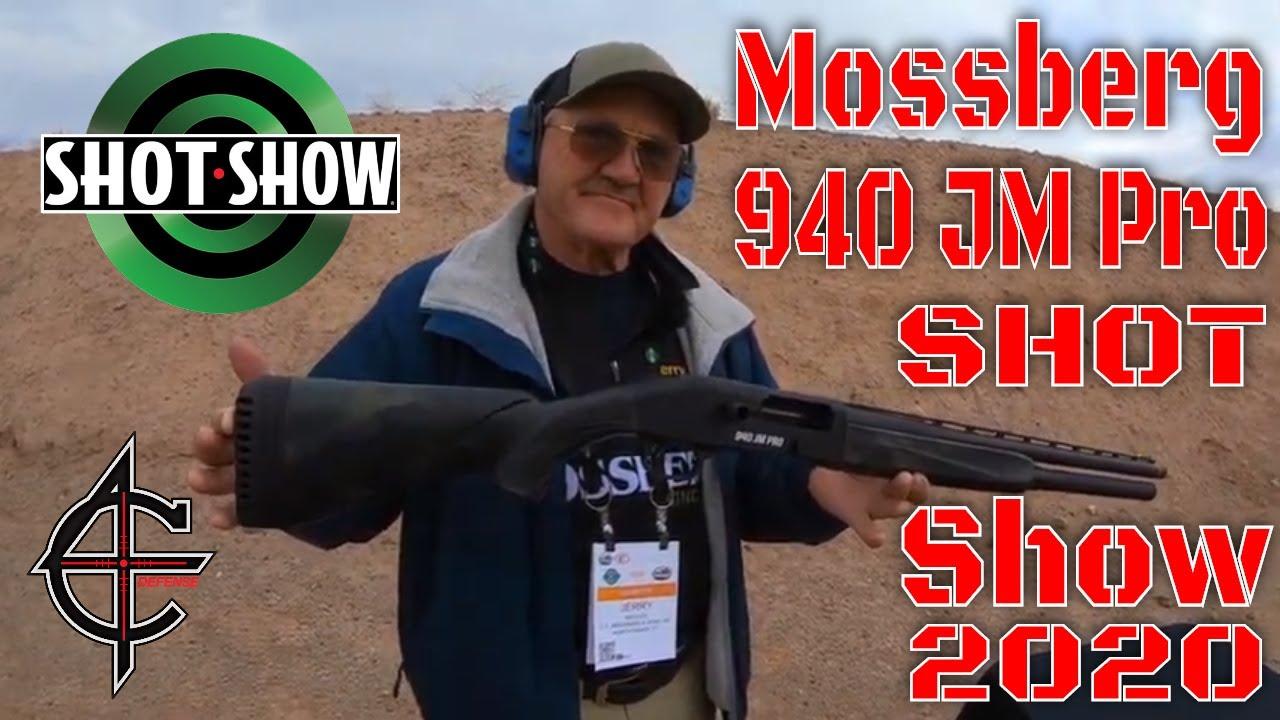 Mossberg 940 JM Pro SHOT Show 2020