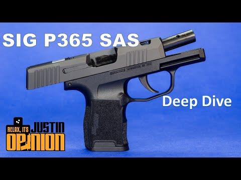 SIG P365 SAS Part 2: Deep Dive