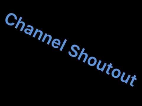 Channel Shoutout