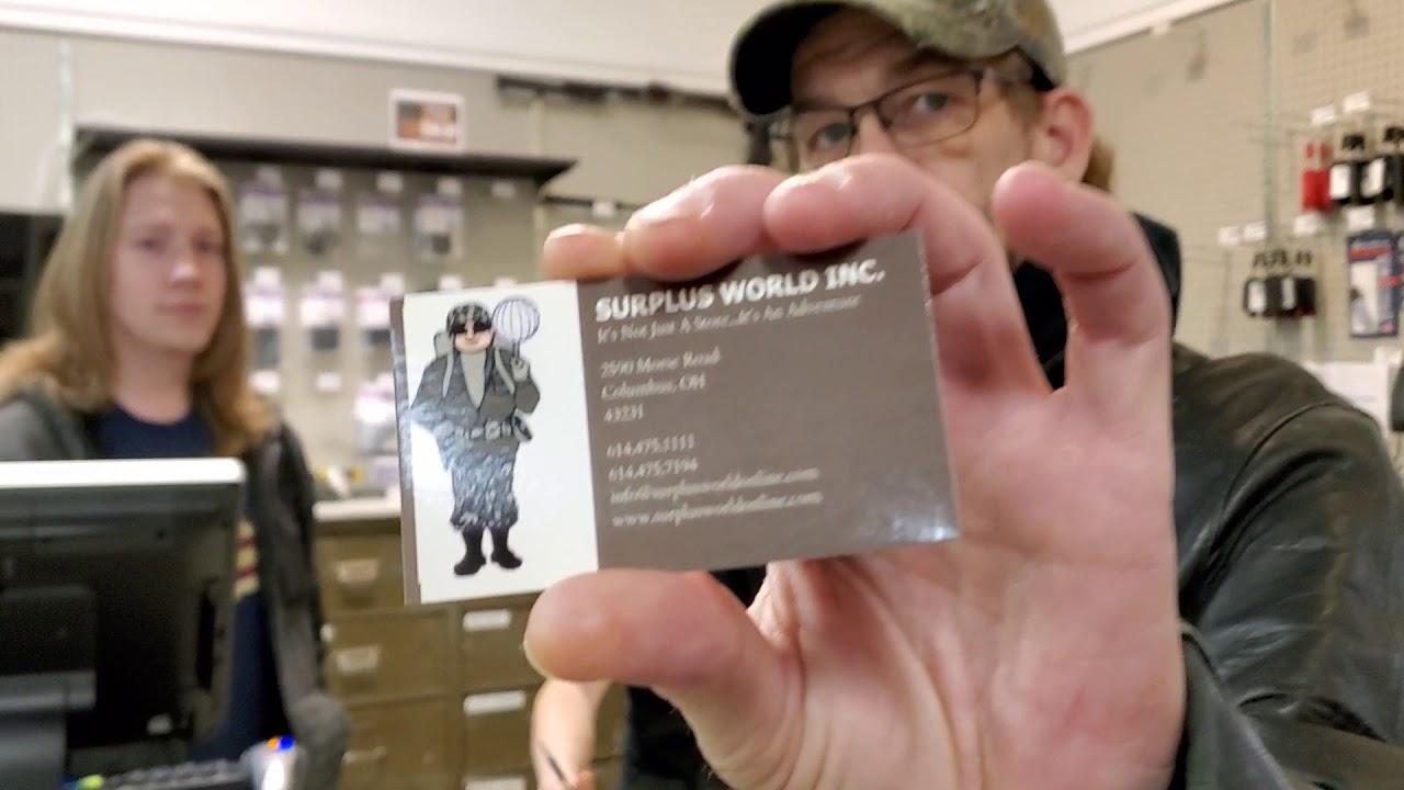 Check out surplusworldonline.com