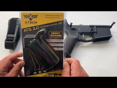 Xtech pistol grip for the Ar15/Ar10