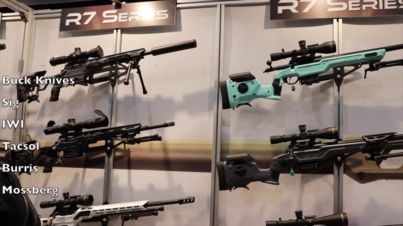SHOT SHOW 2020 - Day 222 - No Music because Atticus is lazy