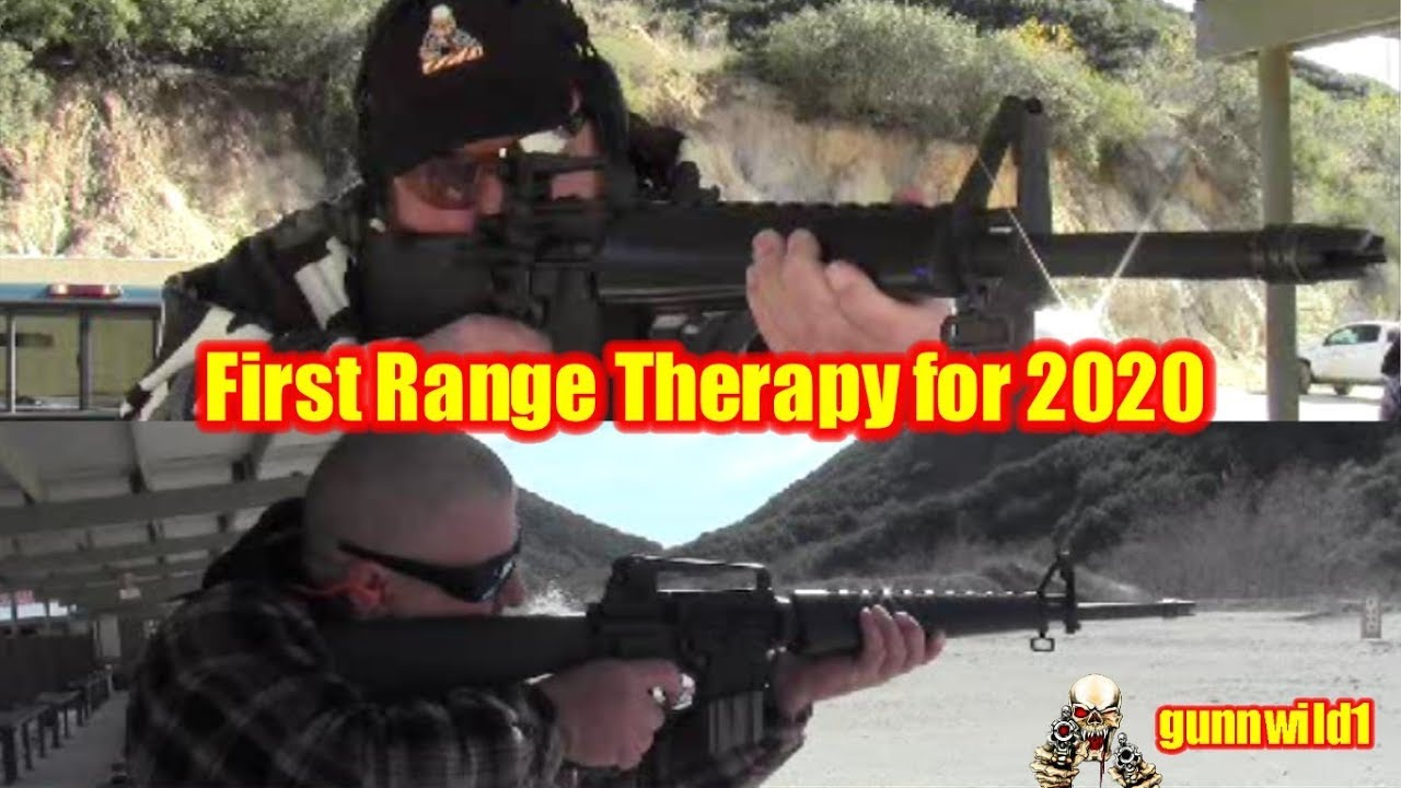 First Range Therapy for 2020