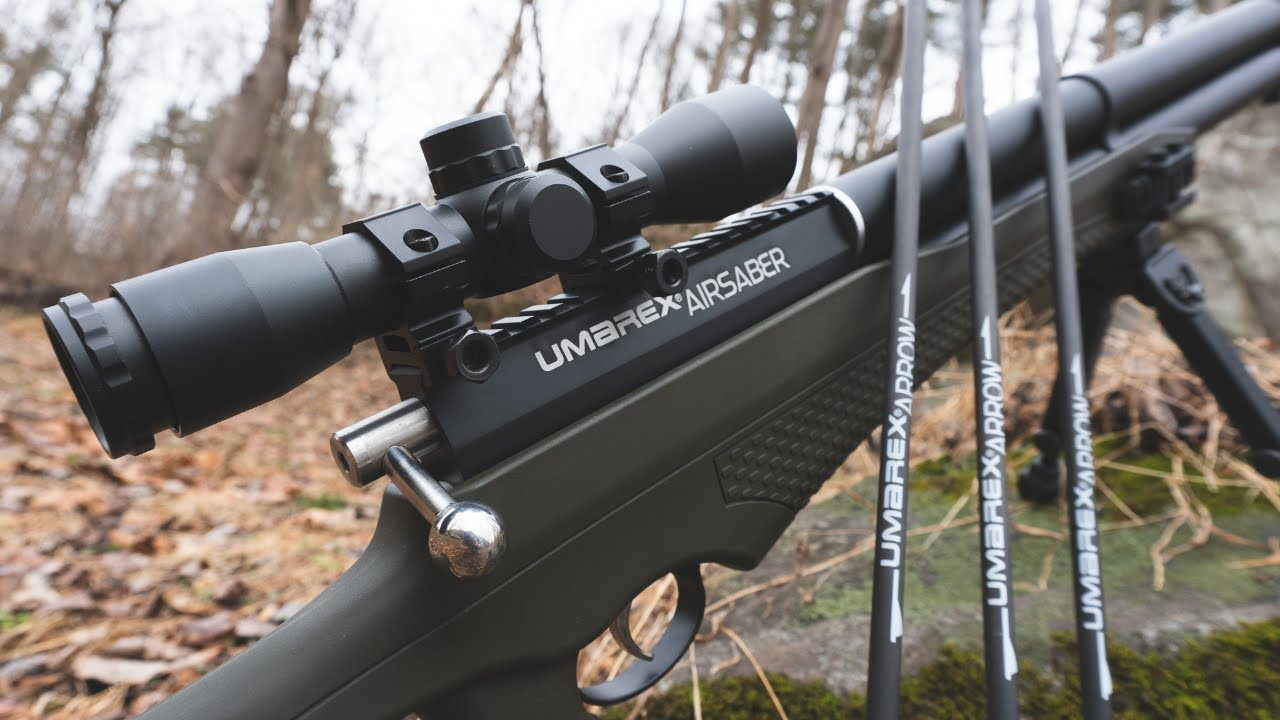 Umarex AirSaber | First Look | 100 Yards
