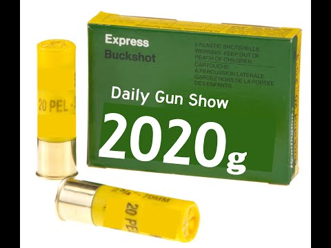 1st Gun Podcast of 2020 - Daily Gun Show #900