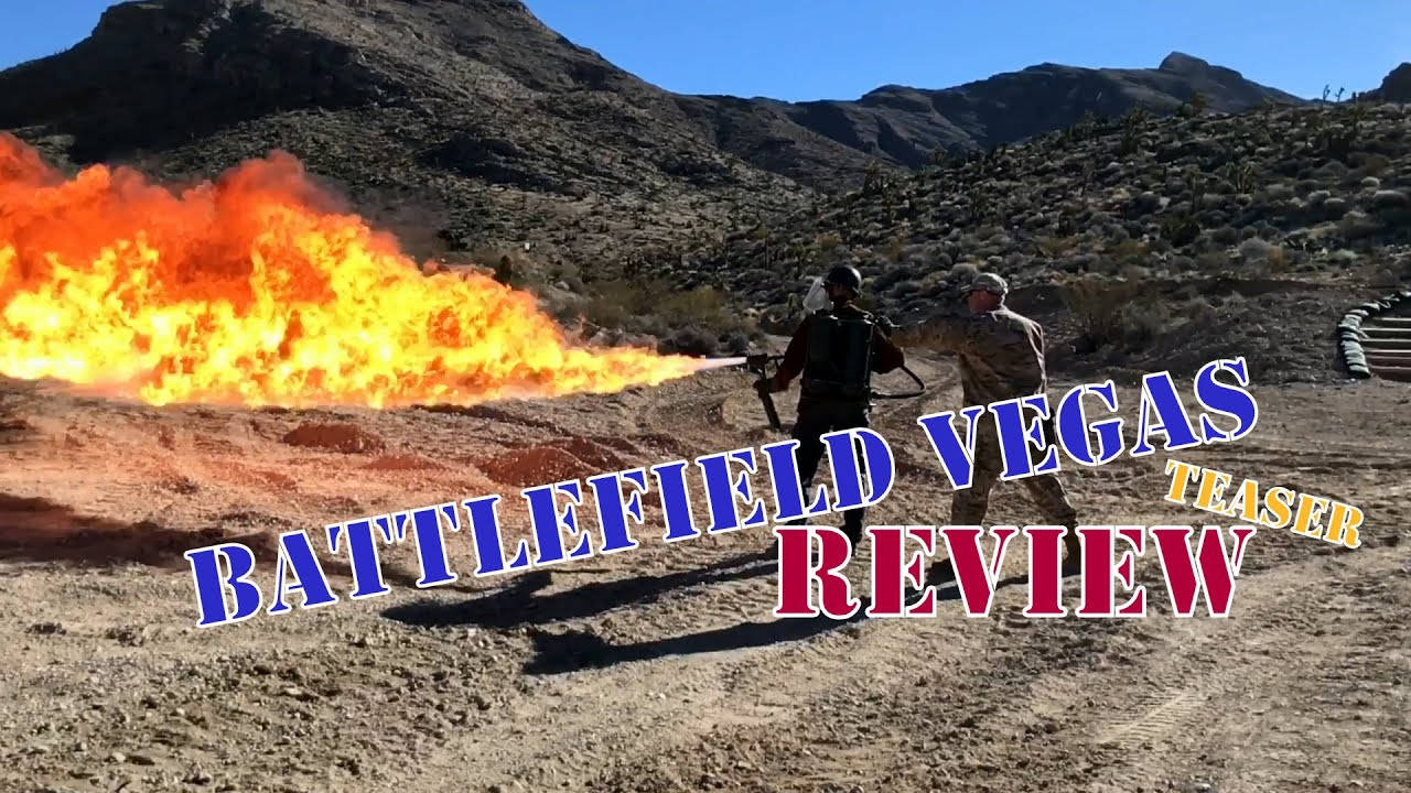 Battlefield Vegas Review teaser