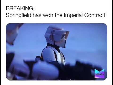 Springfield wins Spaceforce Contract