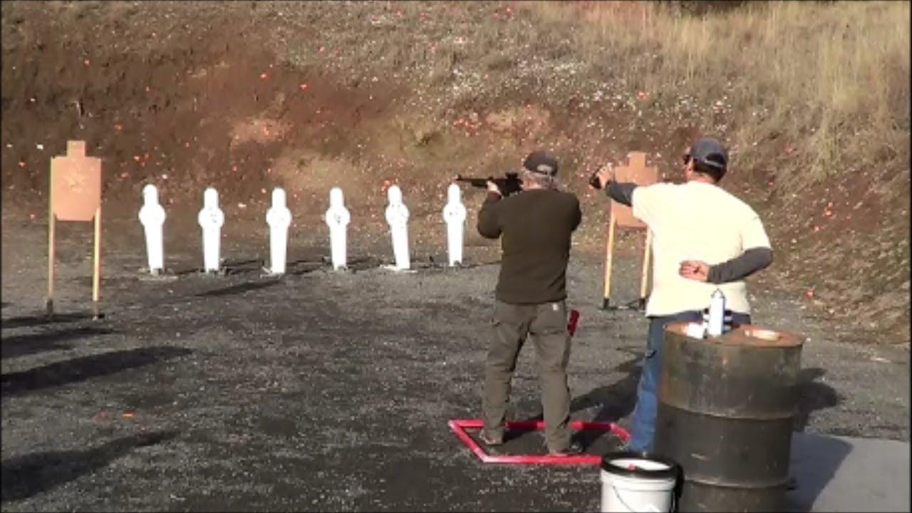 Action Side Match 2020-01-05 - Pistol Caliber Carbine