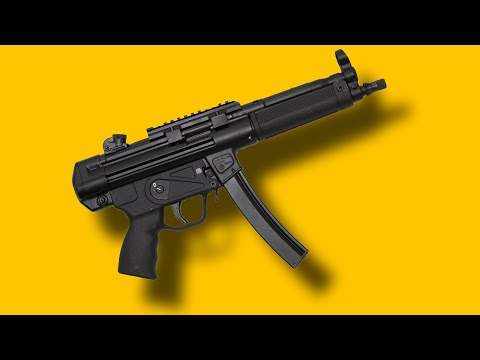 Zenith Z5 RS (MP5)  // Shot Show 2020 Range Day